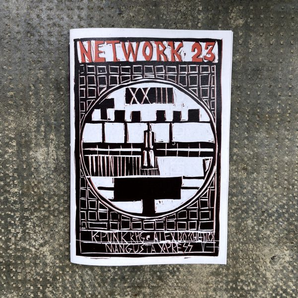network 23 OSR RPG cyberpunk